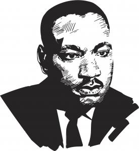 image of MLK, equality